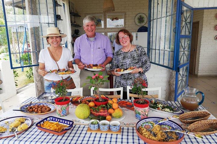 Organic farm tour with a taste of Moringa!, Guayaquil, Equador