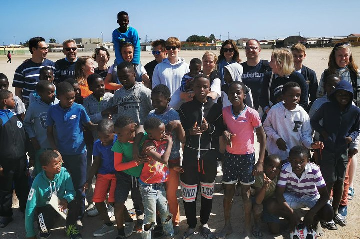Swakopmund & Walvisbay Historical Cycling or by Car Township Tours, Swakopmund, NAMIBIA
