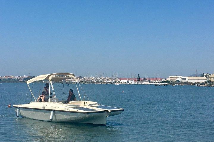 Ria Formosa Eco Boat Trip from Faro, Faro, PORTUGAL