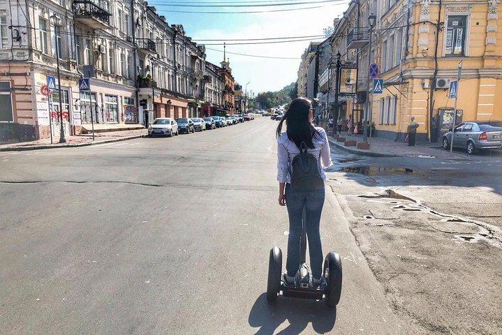 Segway Kyiv City Tour, Kiev, UCRANIA