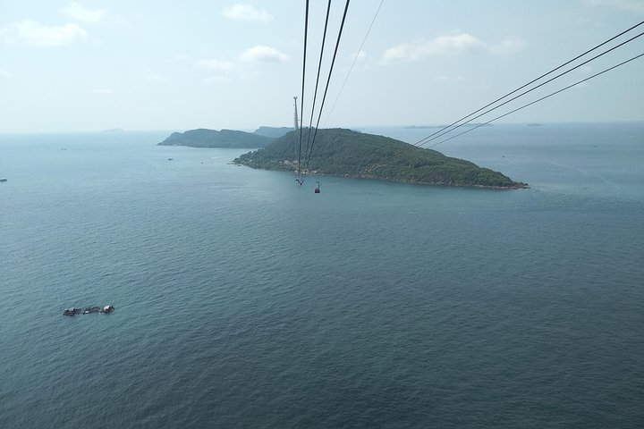 Pacific Boat - Discover the South of Island & Cable Car (BY PRIVATE CAR), Phu Quoc, VIETNAM