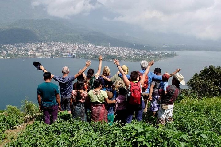 Experience the Culture, Art, & Sacred of Santiago Atitlan., San Pedro La Laguna, GUATEMALA