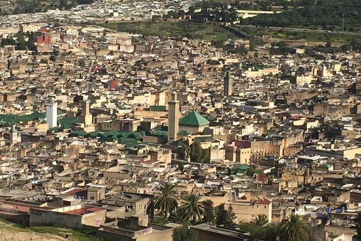 sightseeing tour in Fez, Fez, MARROCOS
