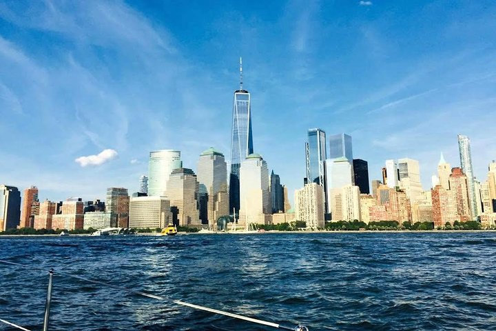 Private Statue of Liberty Sailing Tour, Brooklyn, NY, ESTADOS UNIDOS