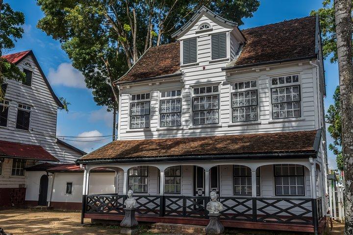Historical Inner City Tour in Paramaribo, Suriname, Paramaribo, SURINAM