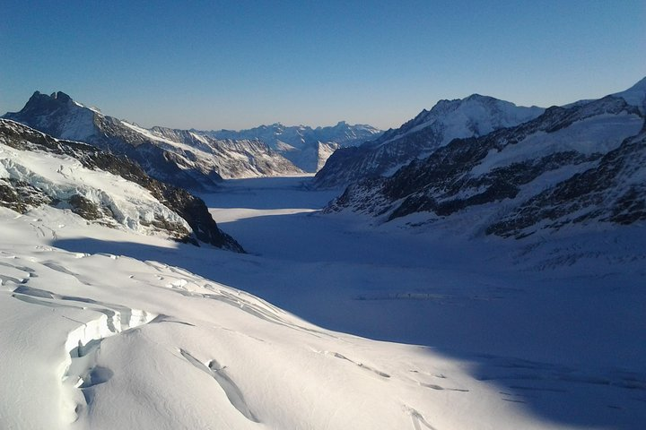 Jungfraujoch Top of Europe Small Group Tour from Bern, Berna, SUIZA