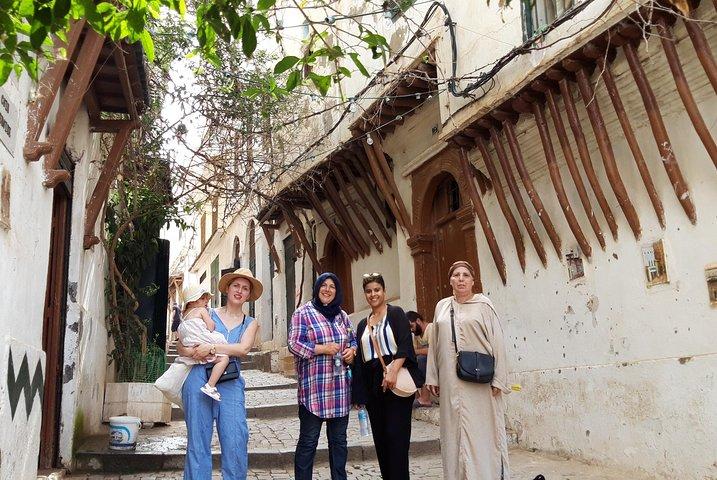 Casbah tour, Argel, ARGELIA