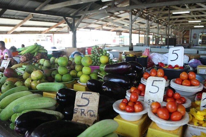Culinary workshop, Paramaribo, SURINAM