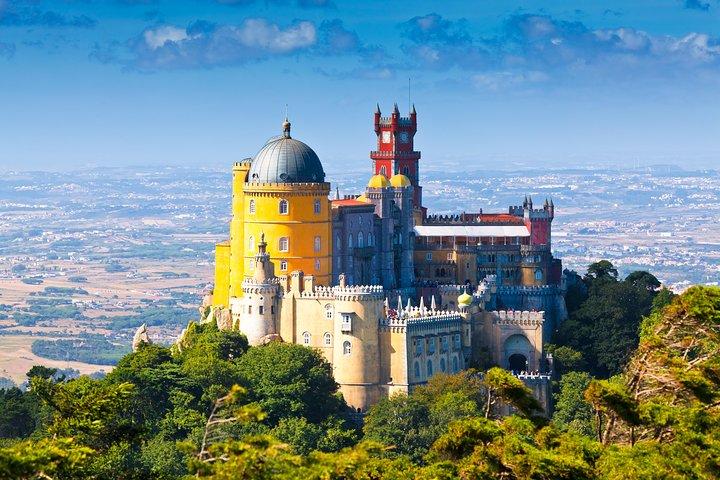 Sintra Private Tour Half Day, Lisboa, PORTUGAL