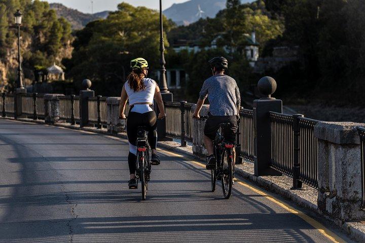 Malaga Highest Peak E-Bike Tour: White Village Olias and El Palo, Malaga, ESPAÑA