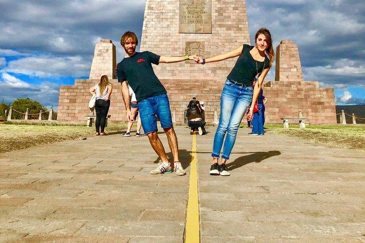 Excursão de meio dia ao Meio do Mundo saindo de Quito, ingressos inclusos, Quito, Equador