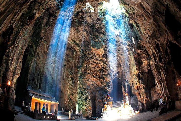 My Son Sanctuary and Marble Mountain Day Trip from Hoi An, Hoi An, VIETNAM