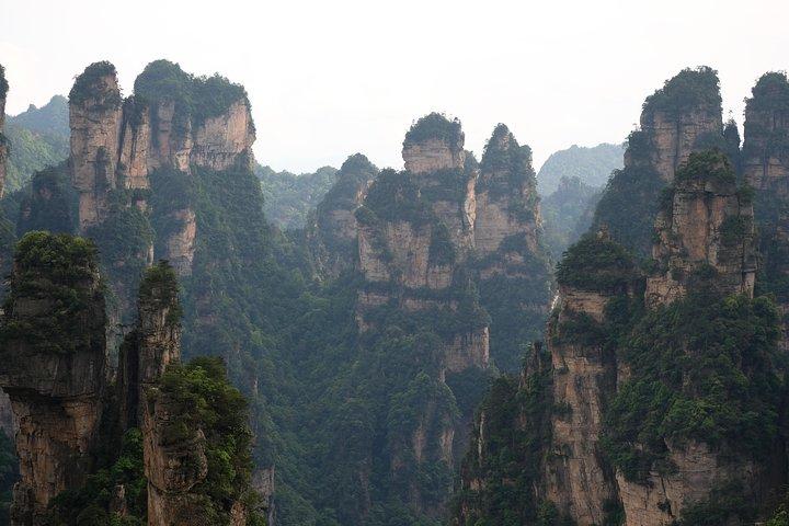 3 Days Zhangjiajie Highlights Tour with Glass Bridge (Hand-picked Featured Inn), Zhangjiajie, CHINA