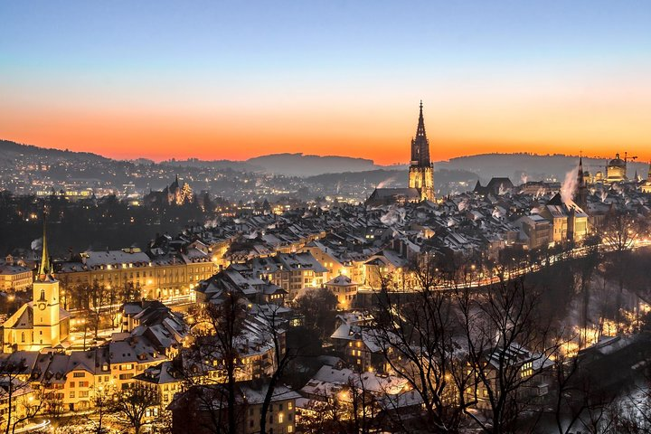 Bern Private Walking Tour with Professional Guide, Berna, SUIZA