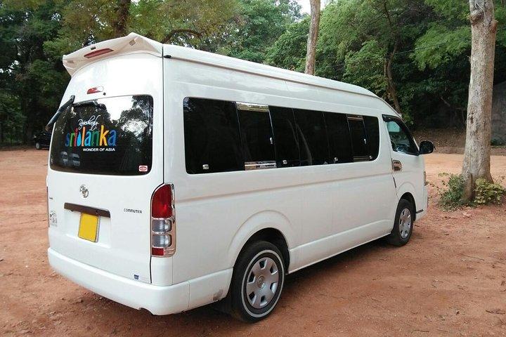 Jaffna City to Negombo City Private Transfer, Jaffna, Sri Lanka