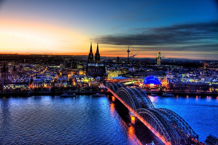 Magic Christmas Tour in Cologne, Colonia, GERMANY