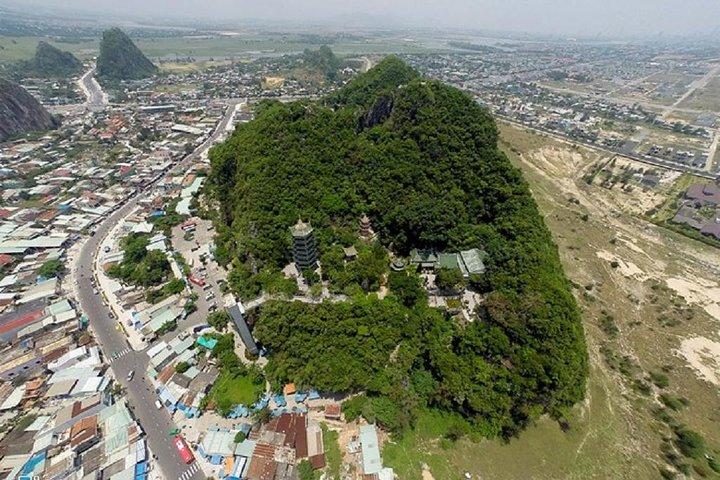 Marble Mountain - Monkey Mountain - My Khe Beach, Hoi An, VIETNAM