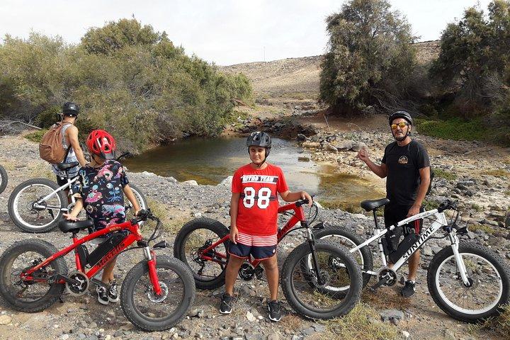 Fat Electric Bike Tour In Caleta De Fuste, Puerto del Rosario, Espanha