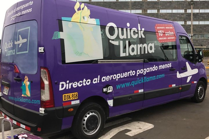Transfer to hotel or house from Lima Airport, Lima, PERU