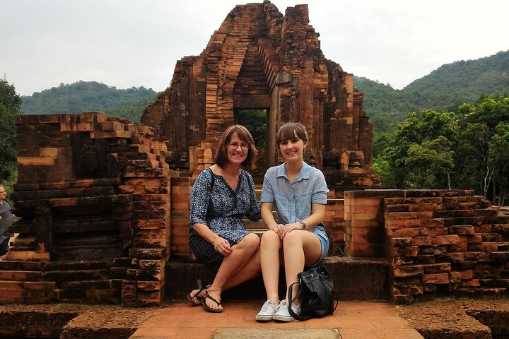 My Son Sanctuary: Small Group Tour at 6am, Hoi An, VIETNAM