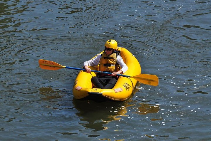 Inflatable Kayak Full-Day Excursion from Kremmling, Breckenridge, CO, ESTADOS UNIDOS