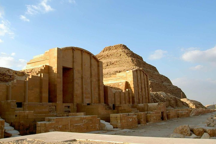 Half Day Tour To Memphis Sakkara And Dahshur Pyramids, El Cairo, EGIPTO