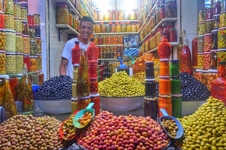 Authentic Moroccan Food Tour in Marrakech with Dinner, Marrakech, Ciudad de Marruecos, MARRUECOS