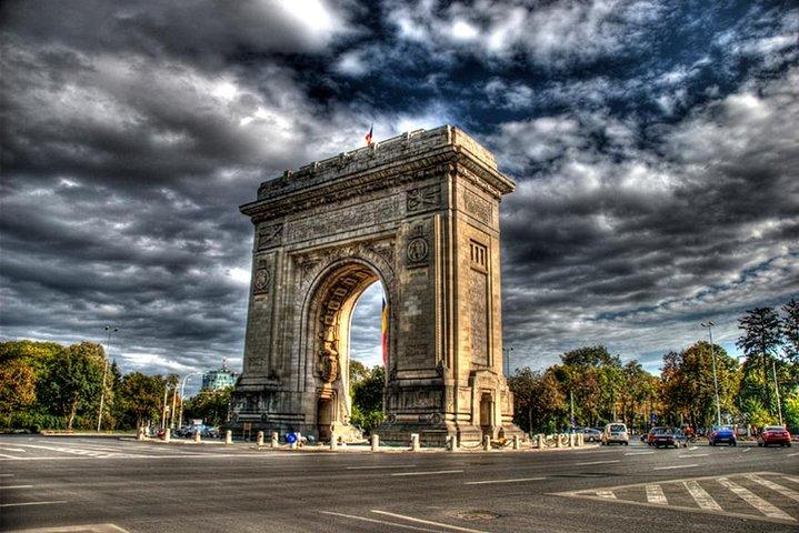 Bucharest City Tour, Bucareste, ROMÊNIA