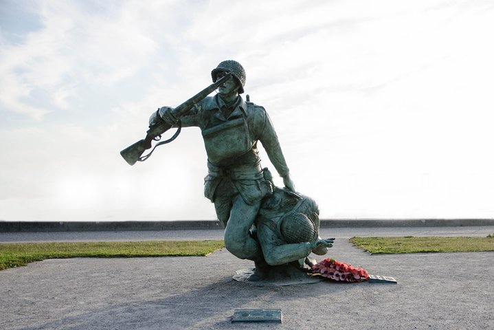 Normandy, Omaha: D-Day - From Airborne to Infantry, Bayeux, França
