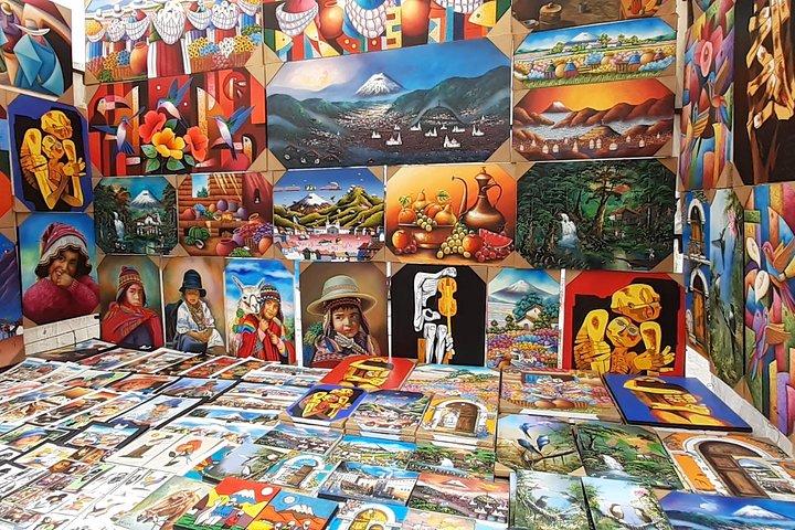 Private Tour to Otavalo & Surroundings, Quito, ECUADOR