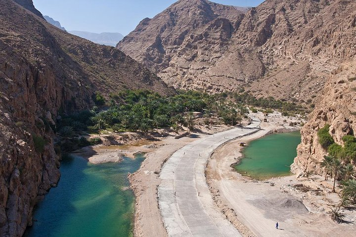 Discover the South and Wadi Shab from Muscat, Mascate, OMAN