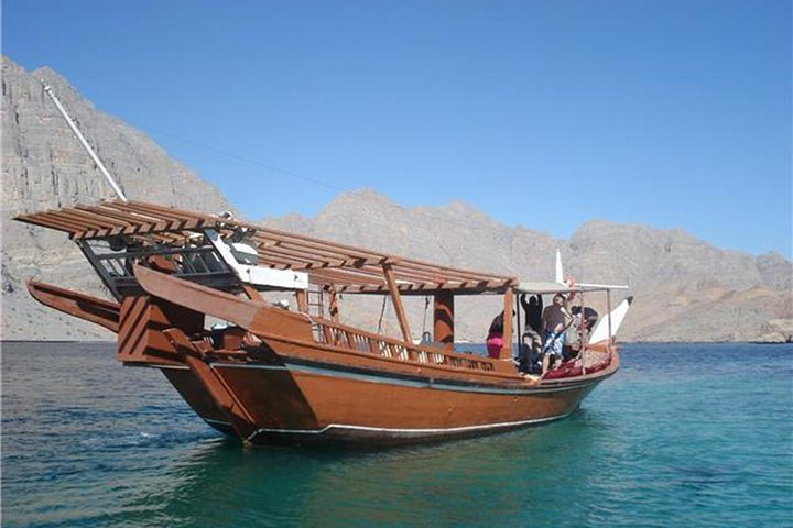 Evening Sunset Dhow Cruise Tour - Muscat, Mascate, OMAN