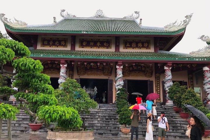Marble Mountain & Monkey Mountain, Hoi An, VIETNAM