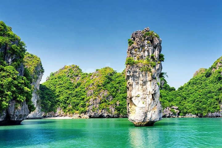 Halong Bay In Just One Day with Ti Top Island, Halong Bay, VIETNAM