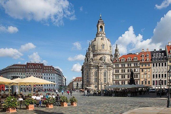 Dresden Historic Walking Tour & Treasury Visiting, Dresden, GERMANY