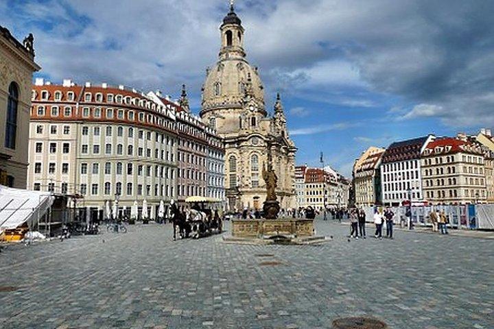 Dresden New Town Walking Tour, Dresden, GERMANY