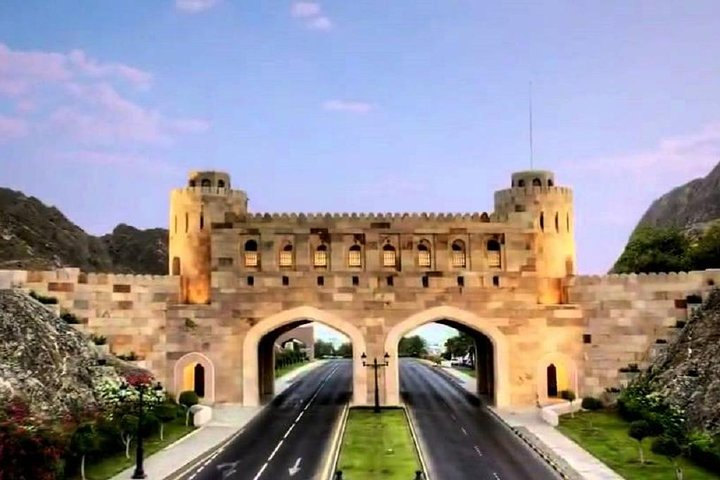 Half-Day City Tour of Mystic Muscat, Mascate, OMAN