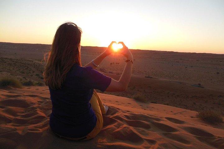 Wahiba Sands and Wadi Bani Khalid Desert Safari, Mascate, OMAN