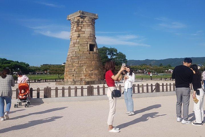 Gyeongju UNESCO for PRIVATE CRUISE PASSENGER'S, Busan, COREA DEL SUR