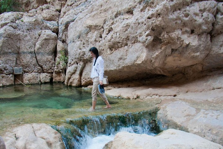 Wadi Shab full day tour, Mascate, OMAN