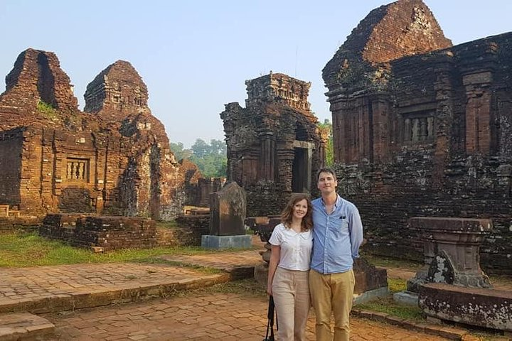 My Son Holyland , Hoi An Ancient City Tour With Night Market , Sampan Boat Ride, ,