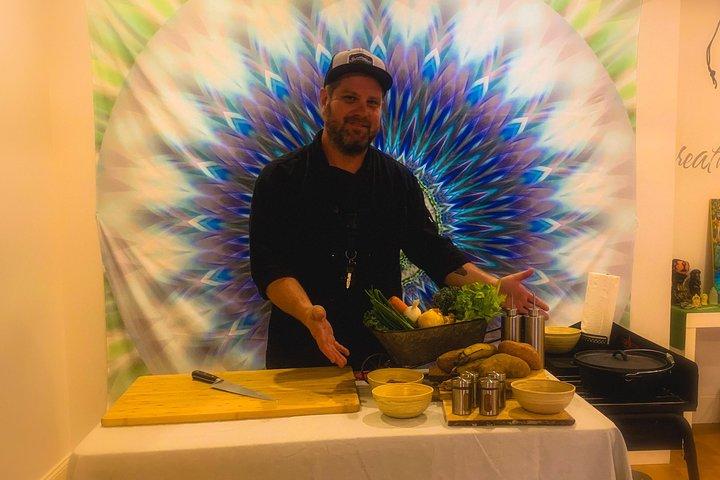 Plant Based Meal and Lesson, Richmond, VA, ESTADOS UNIDOS