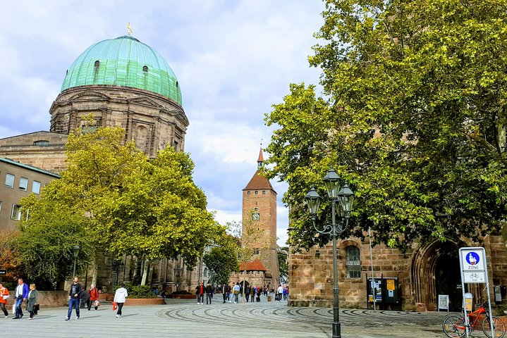 MY*GUiDE EXCLUSiVE CHARMING, HISTORIC Nuremberg & River Cruise Tour from Munich, Munich, GERMANY