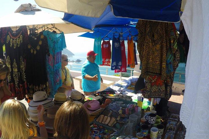 Paseo Por Centro Historico de Mazatlan, Compras y Playa, Mazatlan, MEXICO