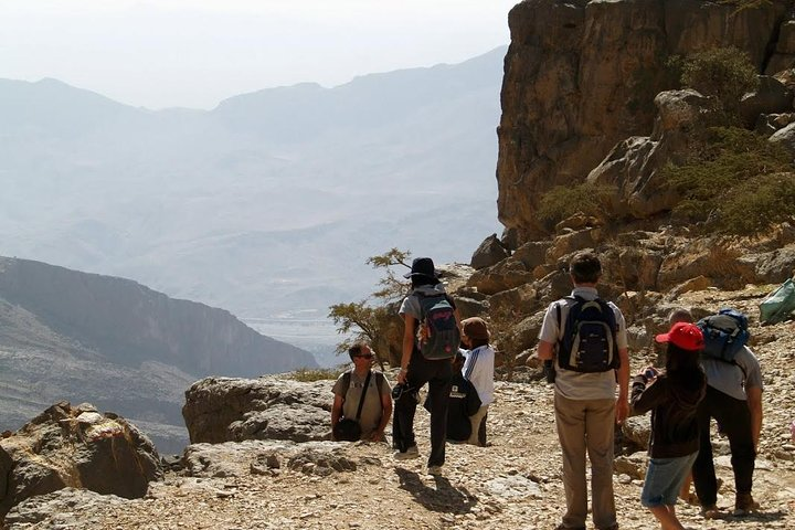 Jabl Shams and Nizwa private and custom tour, Mascate, OMAN