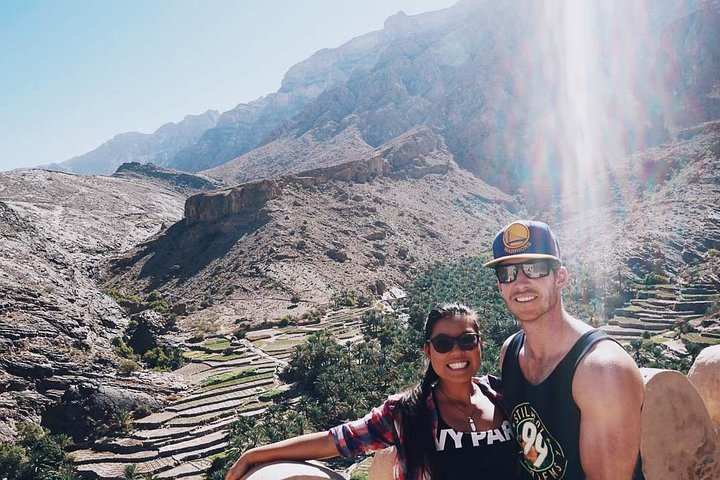 Jebel Shams Day Trip: The Grand Canyon of Oman, Mascate, OMAN