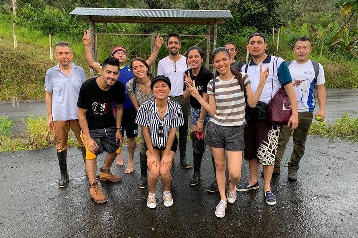 Excursion a la Selva y Ruta De Las Cascadas, Casa Del Arbol, Tours Nocturno, Baños, ECUADOR