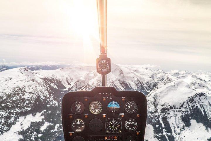 Glacier Helicopter Tour, Isla de Vancouver, CANADA