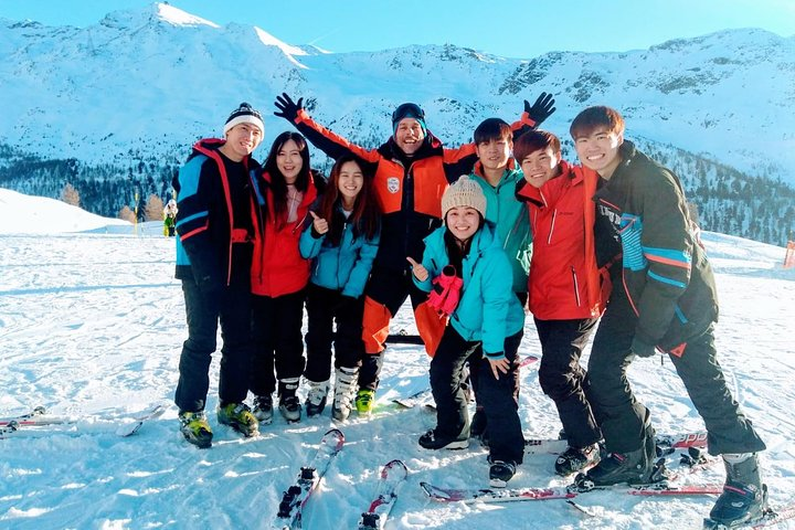 HALF DAY 3 hours private ski lessons, Zermatt, SUIZA