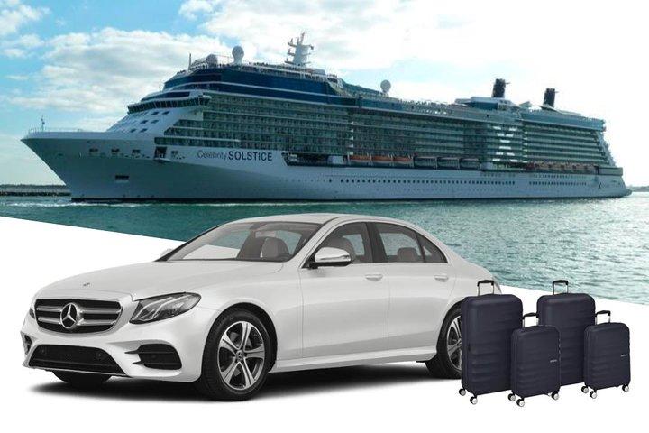 Southampton Cruise Terminals To London Private Sedan Arrival Transfer, Southampton, ENGLAND